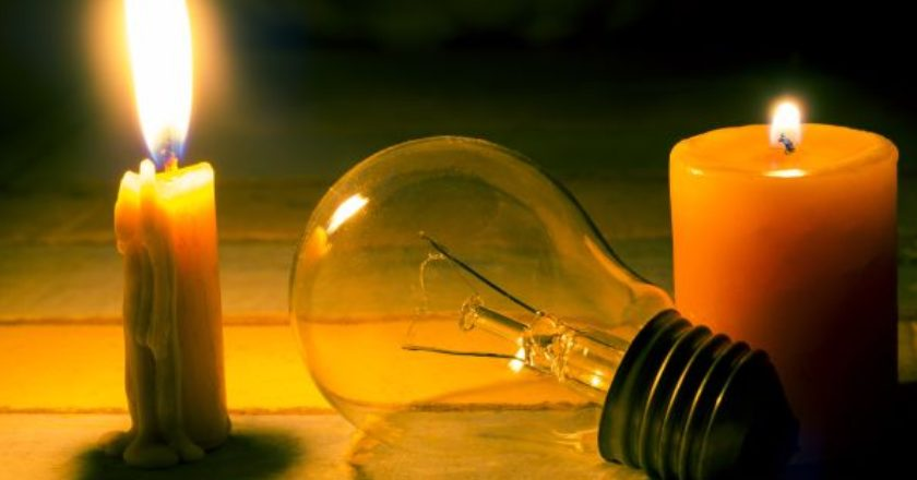 Διακοπή ρεύματος - χωρίς ηλεκτρισμό