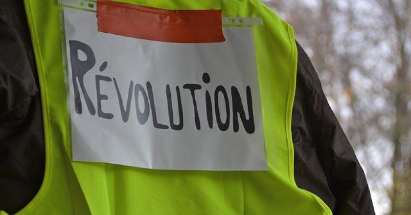 Yellow Vests Revolution Event Protest from maxpixel.net/ (Kitrina Gileka)