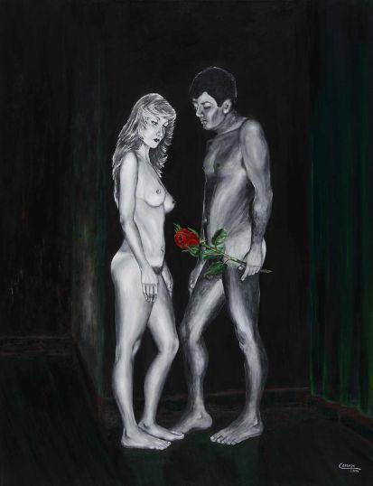 Εύα Διβάρη -'Γυμνά λουλούδια' -proper