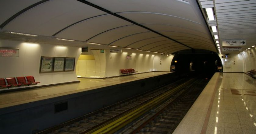 Athens-Metro-Greece-Station
