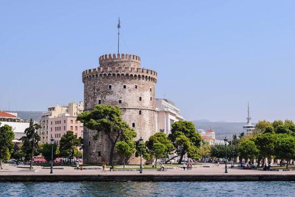 Θεσσαλονίκη, Λευκός Πύργος, άρθρο, πολιτική