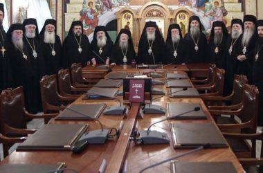 Iera-Synodos-tis-Ekklisias-tis-Ellados-papades-arxiepiskopos