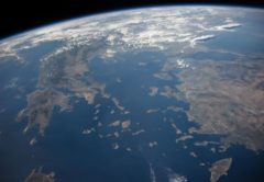 Ellada-Tourkia-doryforos-earth-map-photo-ISS-40-Greece-and-Turkey-proper