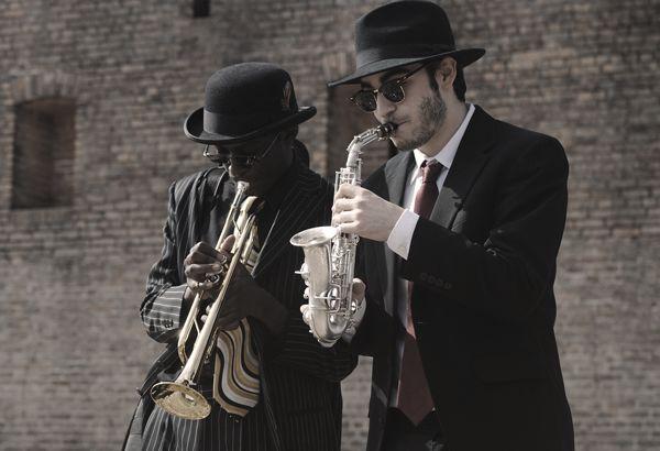 usa-jazz-blues-ameriki-pneysta-mousiki-saxophone-trumpet