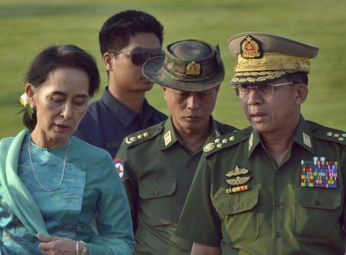 Mianmar-praksikopima