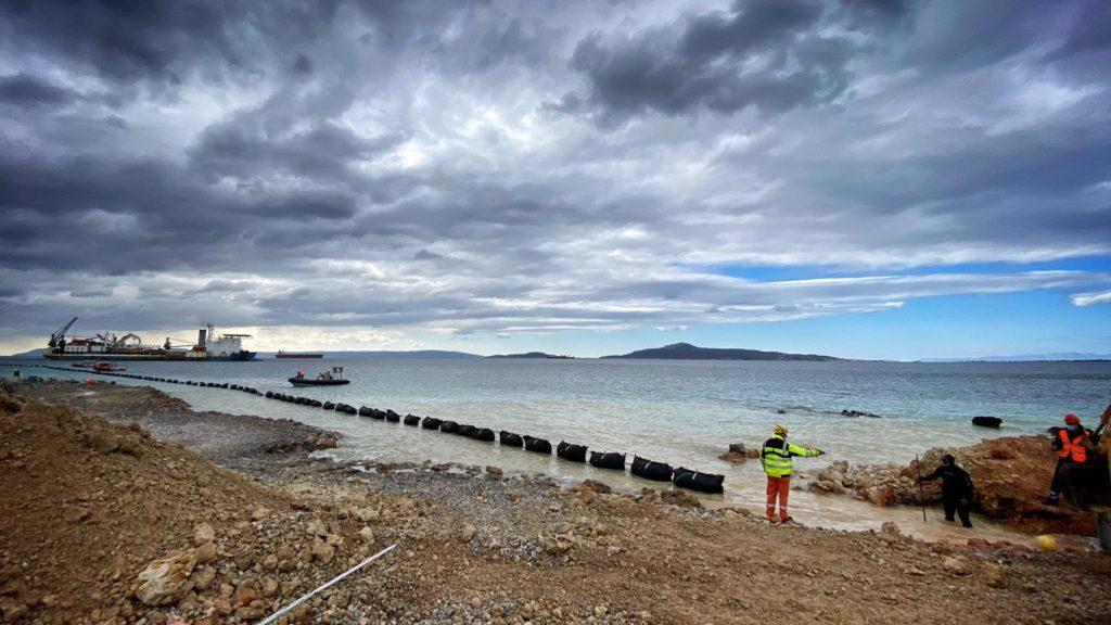 ΑΔΜΗΕ - Ηλεκτρική διασύνδεση Κρήτης-Πελοποννήσου