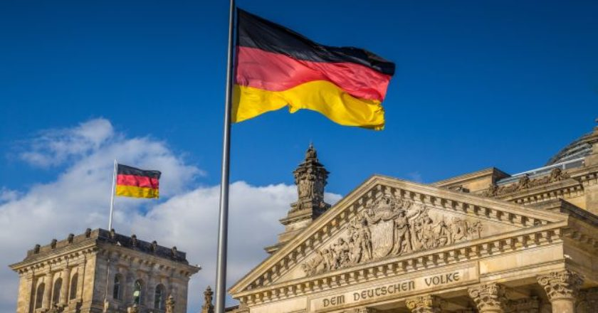 Bundestag Reichstag Germania Germany